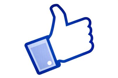 Facebook social media clipart banner library Facebook Like Thumb Digital Leadership & Social Media Impact ... banner library