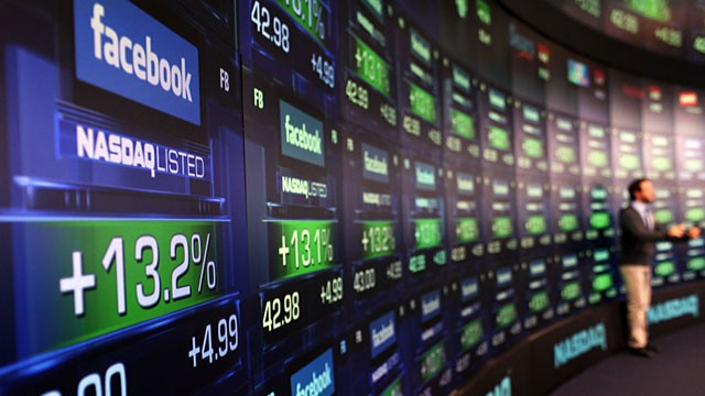 Facebook stock clip art freeuse library Facebook believes that the Stock is Popular on Wall Street ... clip art freeuse library