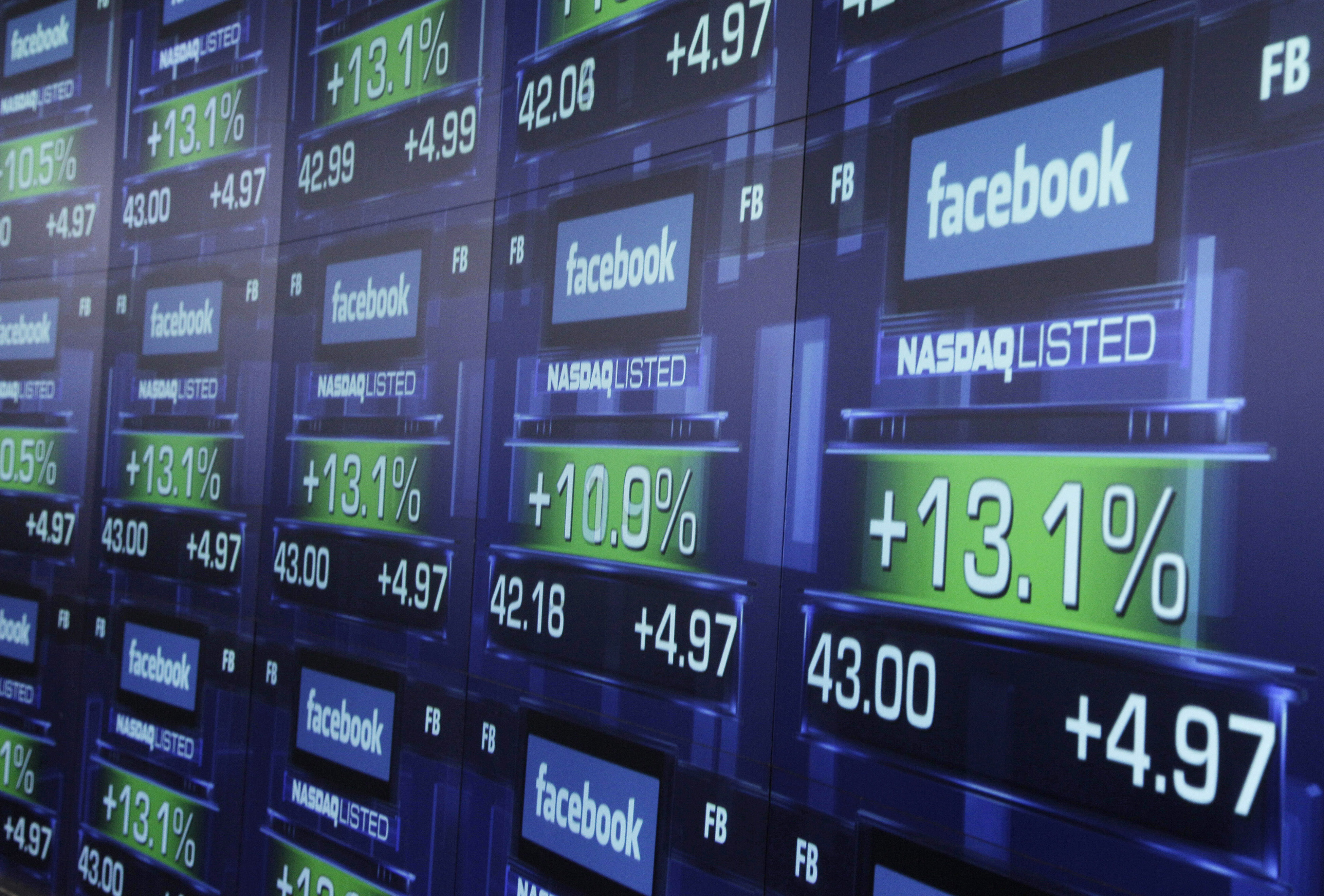 Facebook stock free stock Facebook stock - ClipartFest free stock