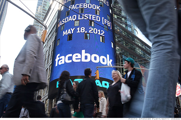Facebook stock picture free stock Facebook stock hits new low - The Buzz - Investment and Stock ... picture free stock