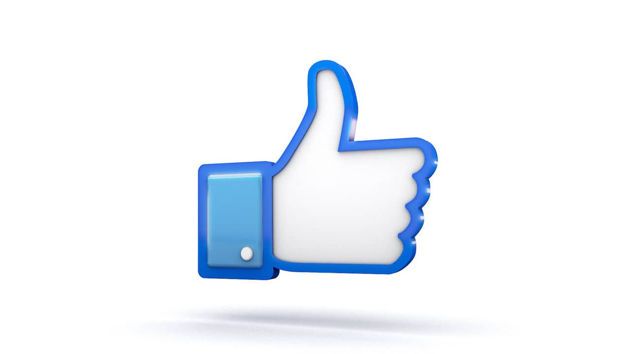 Facebook thumbs up clip art svg freeuse library Facebook 3D Thumbs Up Like Icon on Vimeo svg freeuse library