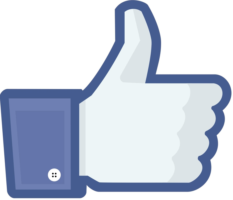 Facebook thumbs up clip art picture transparent download Thumbs up clipart facebook - ClipartFest picture transparent download