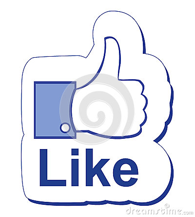 Facebook thumbs up clipart image freeuse download Facebook Thumb Like Stock Photos, Images, & Pictures - 650 Images image freeuse download