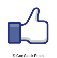 Facebook thumbs up clipart clipart royalty free library Thumbs up facebook Illustrations and Clip Art. 358 Thumbs up ... clipart royalty free library