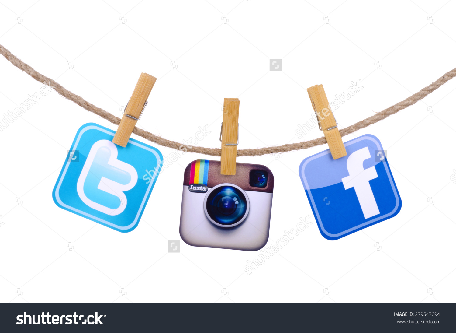 Facebook twitter clipart svg library library Facebook twitter instagram clipart - ClipartFest svg library library