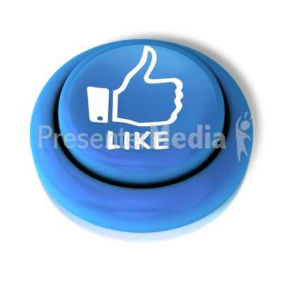 Facebook twitter clipart jpg free library Facebook and Twitter Clip Art PresenterMedia Blog jpg free library
