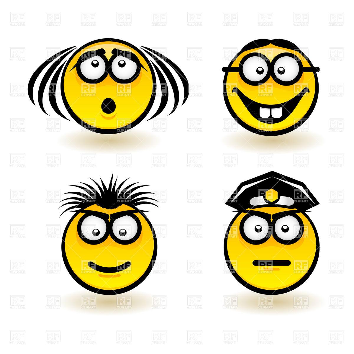 Faces clipart cartoon jpg freeuse library Smile Faces Cartoon   Free download best Smile Faces Cartoon on ... jpg freeuse library