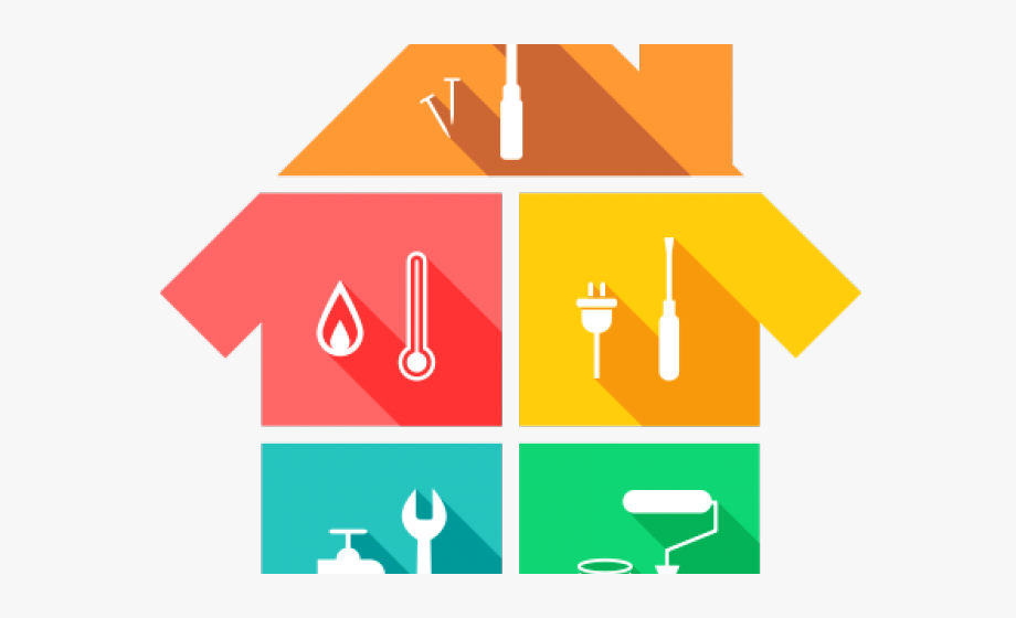 Facility management clipart clipart freeuse stock Office Management Clipart Facility Manager - Home Maintenance Logo ... clipart freeuse stock