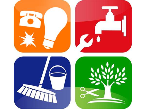 Facility management clipart clip art Facility Management clip art
