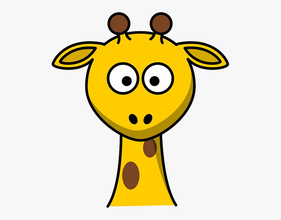 Facing clipart jpg stock Giraffe Face Clip Art #489443 - Free Cliparts on ClipartWiki jpg stock
