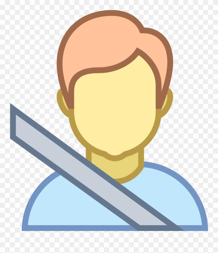 Facing clipart banner free A Person Sitting In The Passenger Seat Of A Car, Facing Clipart ... banner free