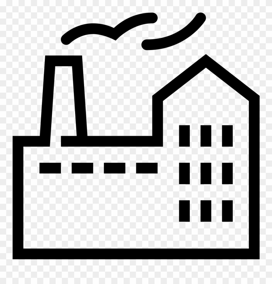 Factory system clipart jpg Vector Factory Manufacturer - Manufacture Manufacturing Vector Icon ... jpg