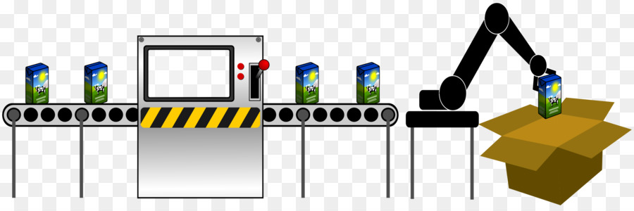 Factory system clipart clipart freeuse Factory Cartoon clipart - Factory, Technology, Communication ... clipart freeuse