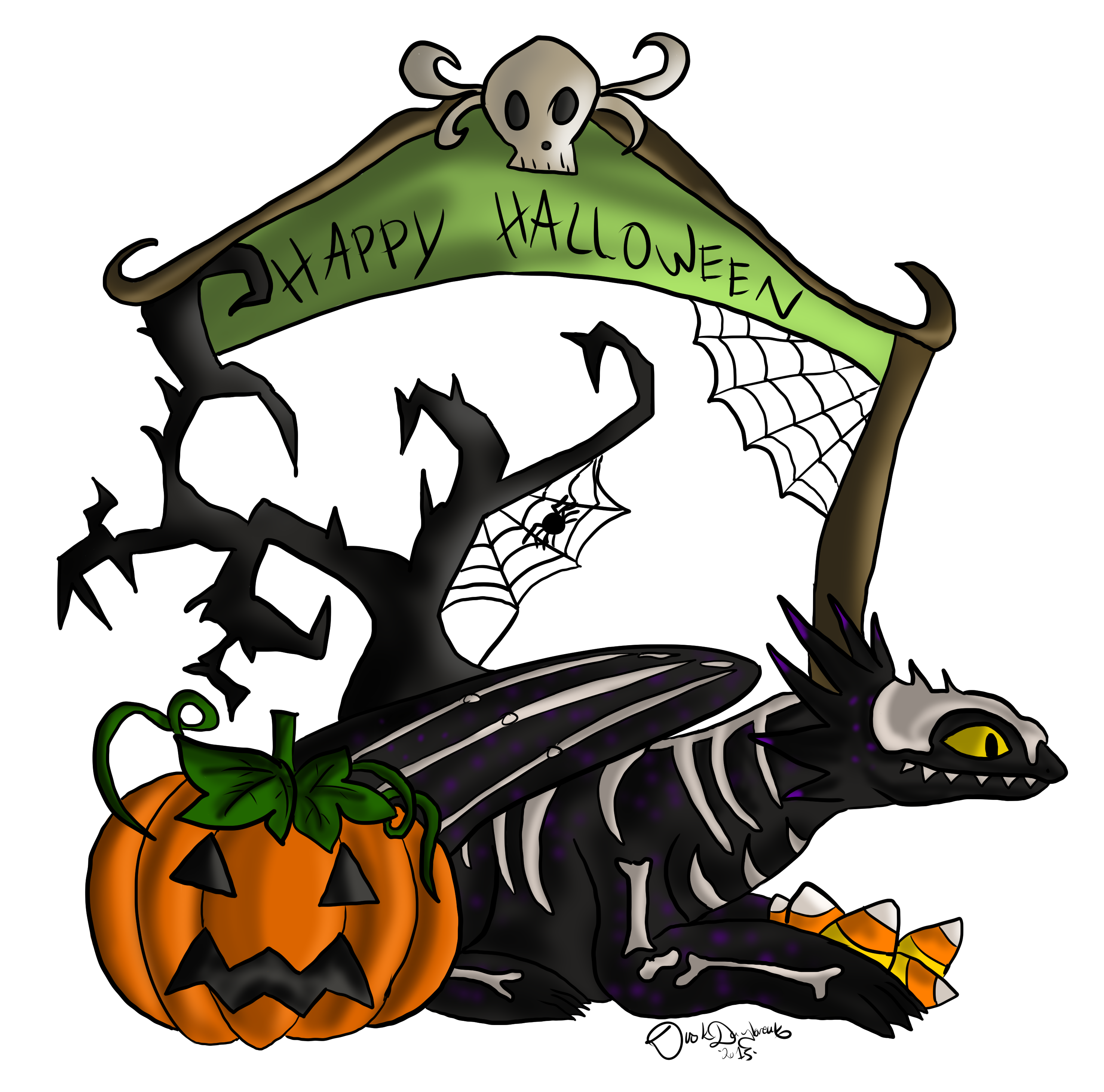 Neon ghost clipart for halloween picture download Halloween Dragon Requests   School of Dragons   How to Train Your ... picture download