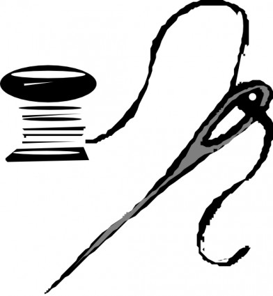 Nadel und faden clipart - ClipartFox png free stock