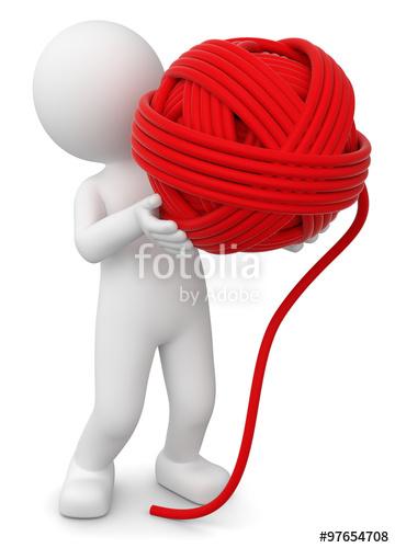 Faden clipart freeuse download der Roter Faden Ziel