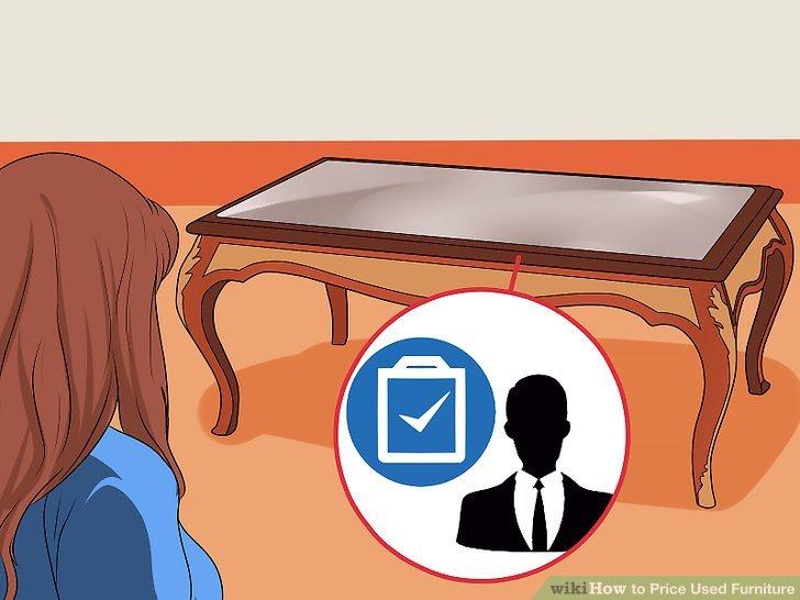 Fair price furniture clipart clip transparent 2 Simple Ways to Price Used Furniture - wikiHow clip transparent