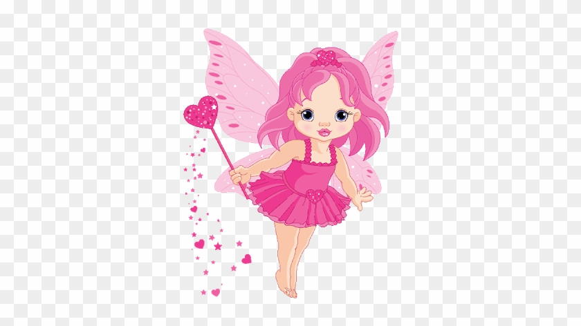 Fairies and pixies clipart picture free download Pretty Cartoon Fairy - Pixies And Fairies Clipart - Free Transparent ... picture free download