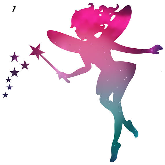 Fairies clipart images vector freeuse download Galaxy Fairies Clipart vector freeuse download