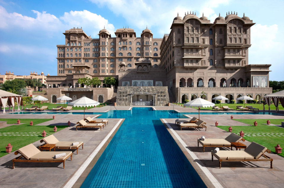 Fairmont hotels and resorts clipart png freeuse stock Luxury Property review: Fairmont hotel & resort, Jaipur - Travel ... png freeuse stock