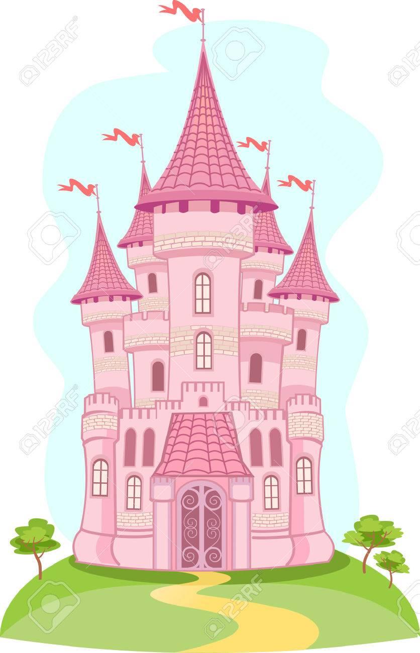 Fairy castle clipart clipart free Fairytale castle clipart 4 » Clipart Station clipart free
