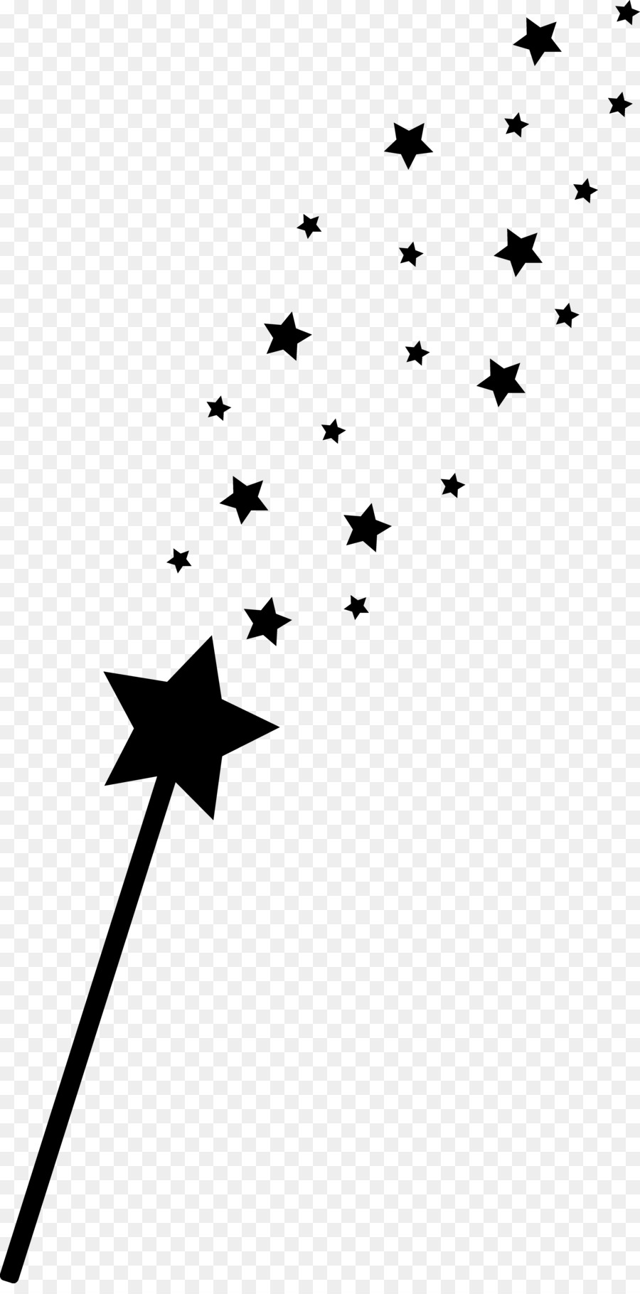 Fairy godmother wand clipart jpg royalty free library Fairy godmother Wand Magician - Fairy png download - 600*600 - Free ... jpg royalty free library