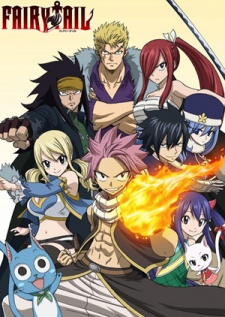 Fairy tail clip art free download Fairy Tail (2014) (Fairy Tail Series 2) - MyAnimeList.net clip art free download