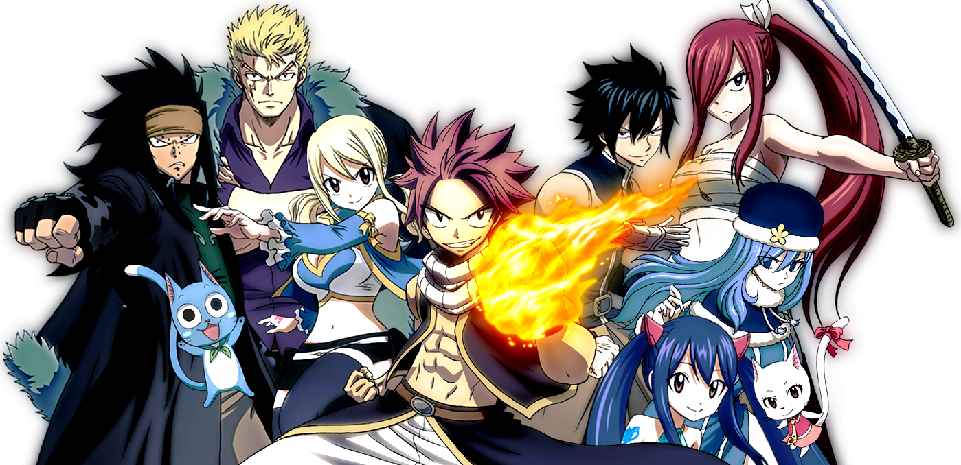Fairy tail image royalty free download Fairy Tail's Anime: Past & Present Studio : fairytail image royalty free download