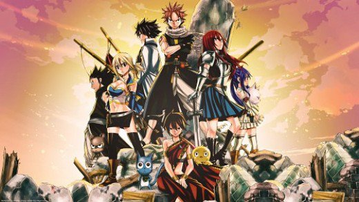 Fairy tail library 10 Anime Like Fairy Tail | ReelRundown library
