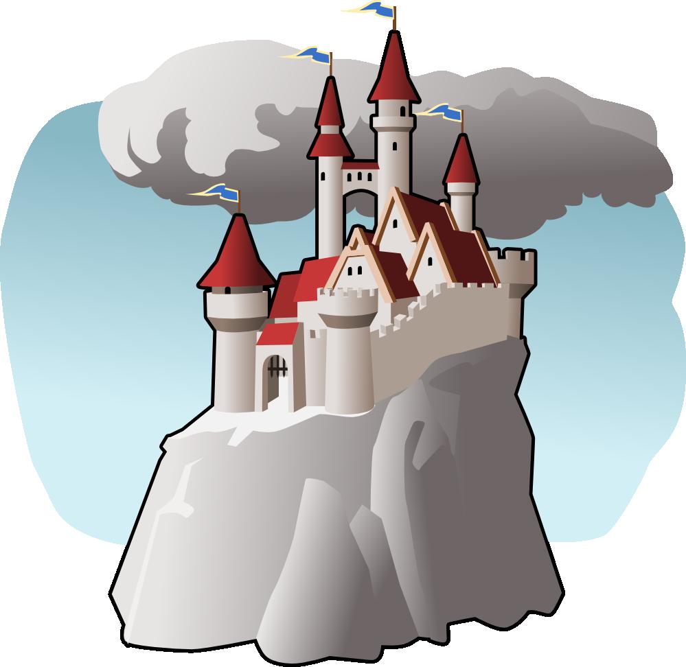 Fairy tale book clipart svg black and white download clipartist.net » Clip Art » fairy tale castle SVG svg black and white download