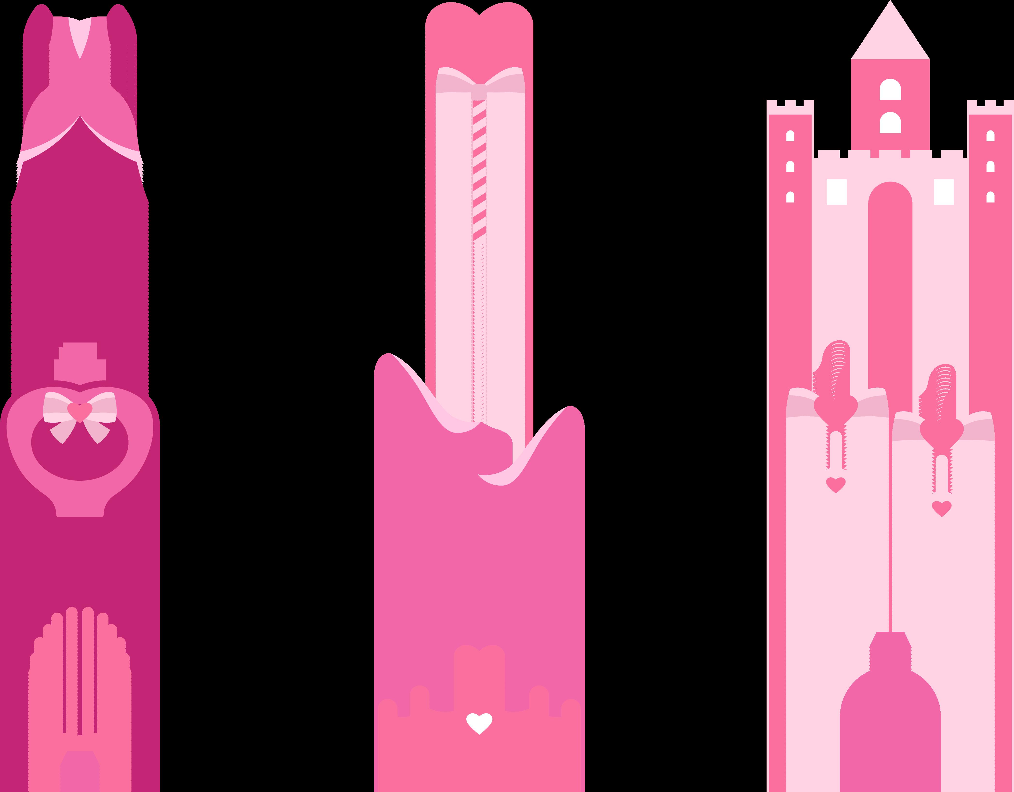 Fairy tale line clipart crown line freeuse download Princess Cartoon Illustration - Magic crown cute fantasy illustrator ... freeuse download