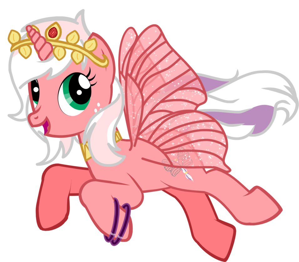 Fairy tale line clipart crown line png download MLP OC: Princess Fairy Tail by Dramakid99 on DeviantArt png download