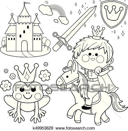 Fairytale clipart black and white svg transparent library Fairy tale clipart black and white 4 » Clipart Portal svg transparent library