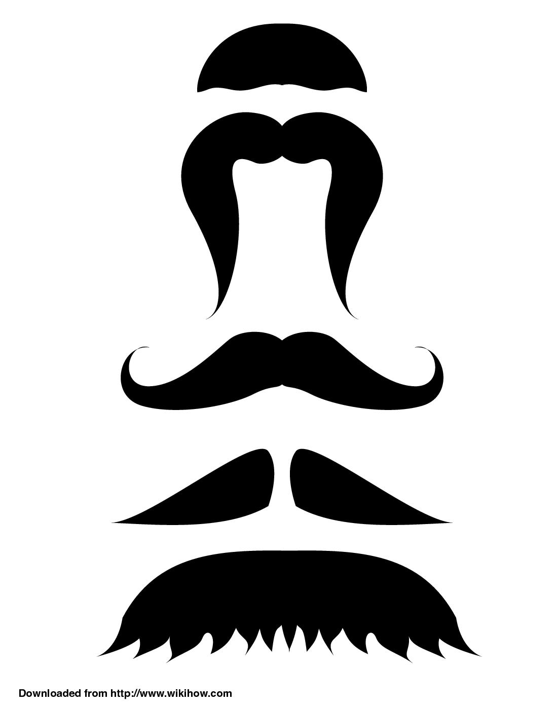 Fake mustache clipart transparent Fake Mustache Cliparts - Cliparts Zone transparent