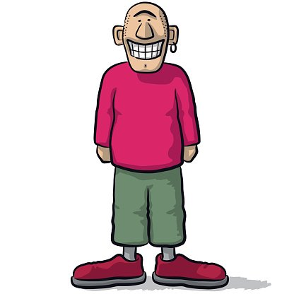 Fake smile clipart clip art free download Character With A Fake Smile premium clipart - ClipartLogo.com clip art free download