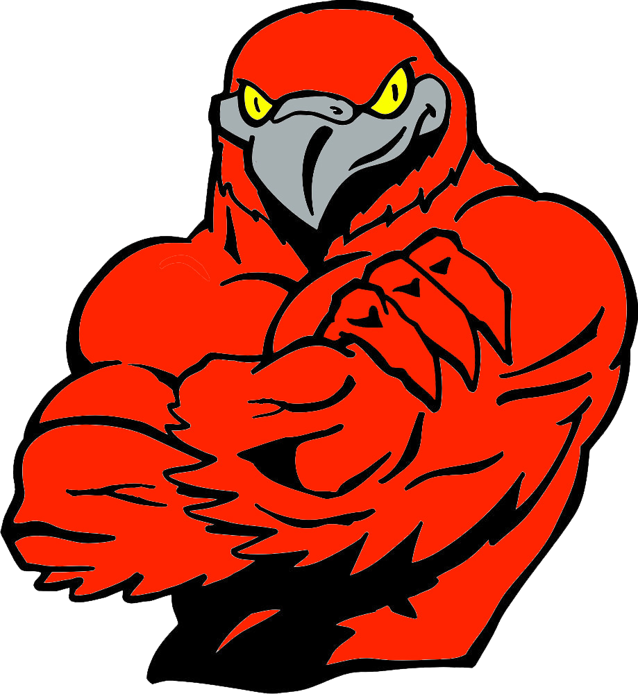 Falcon basketball clipart graphic transparent library East River - Team Home East River Falcons Sports graphic transparent library