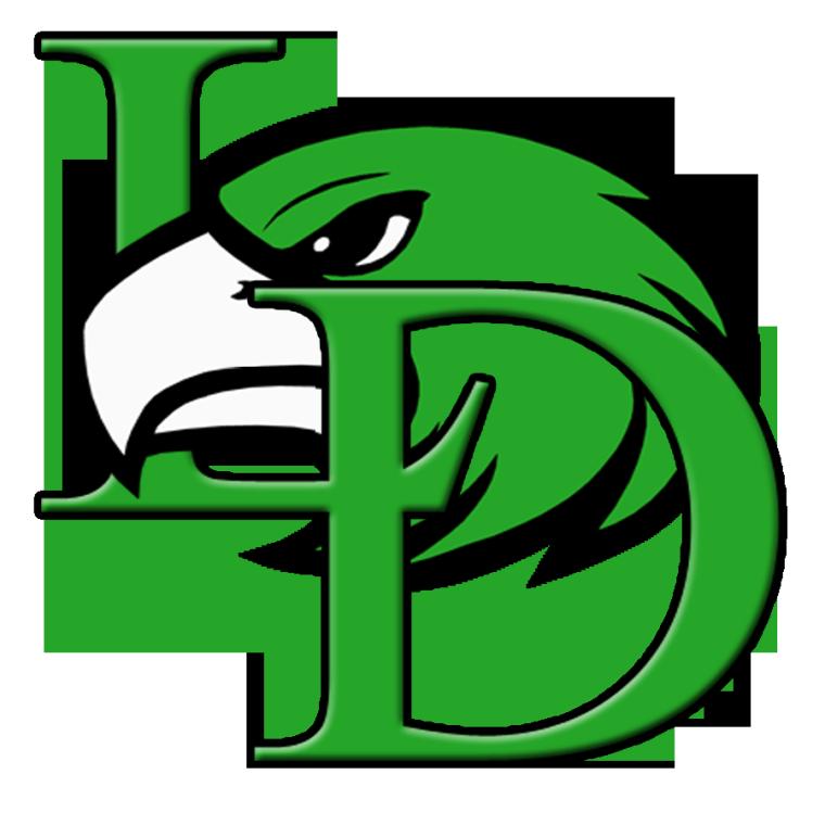Falcon football clipart. Lake dallas high school