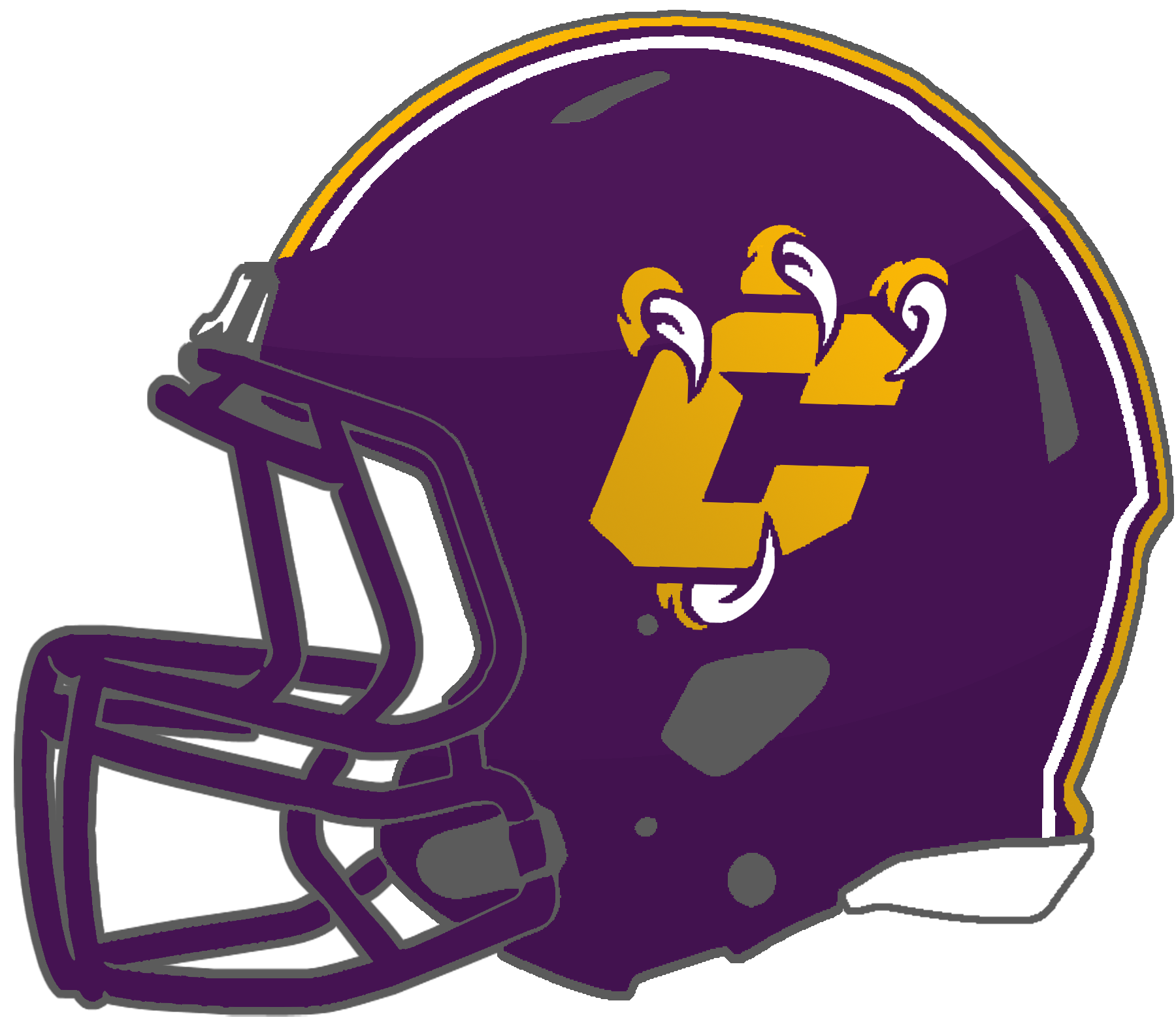 High school football clipart picture library library Mississippi High School Football Helmets: 6A picture library library