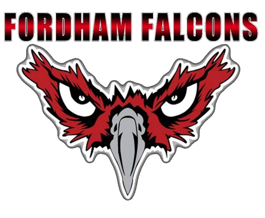 Fordham falcons pioneer league. Falcon football clipart