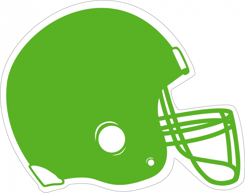 Football clipart white clip art download American Football Helmets Atlanta Falcons Clip art - Green Football ... clip art download