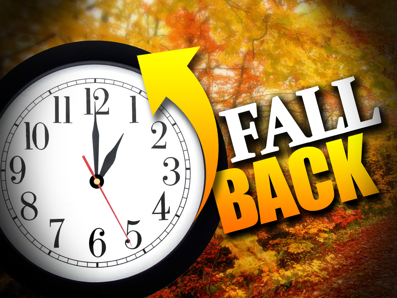 Fall back clipart free image library download Fall Back 2014 image library download