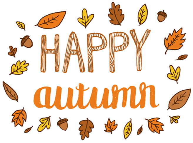 Google first day of autumn banner clipart png black and white stock First Day Of Fall Clip Art & Look At Clip Art Images - ClipartLook png black and white stock