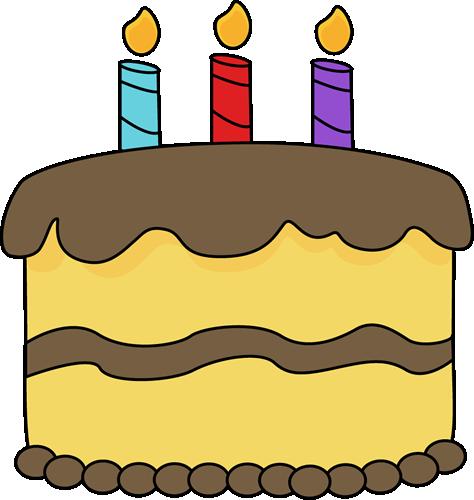 Fall birthday cake clipart svg transparent download Yellow birthday cake clipart - ClipartFest svg transparent download