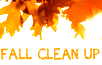Fall clean up clipart