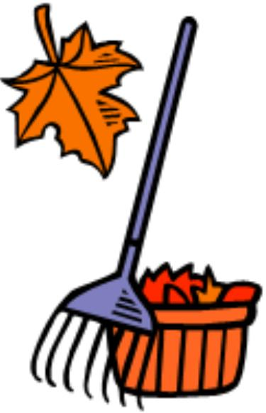 Fall clean up clipart banner library download Fall Clean Up Clipart banner library download