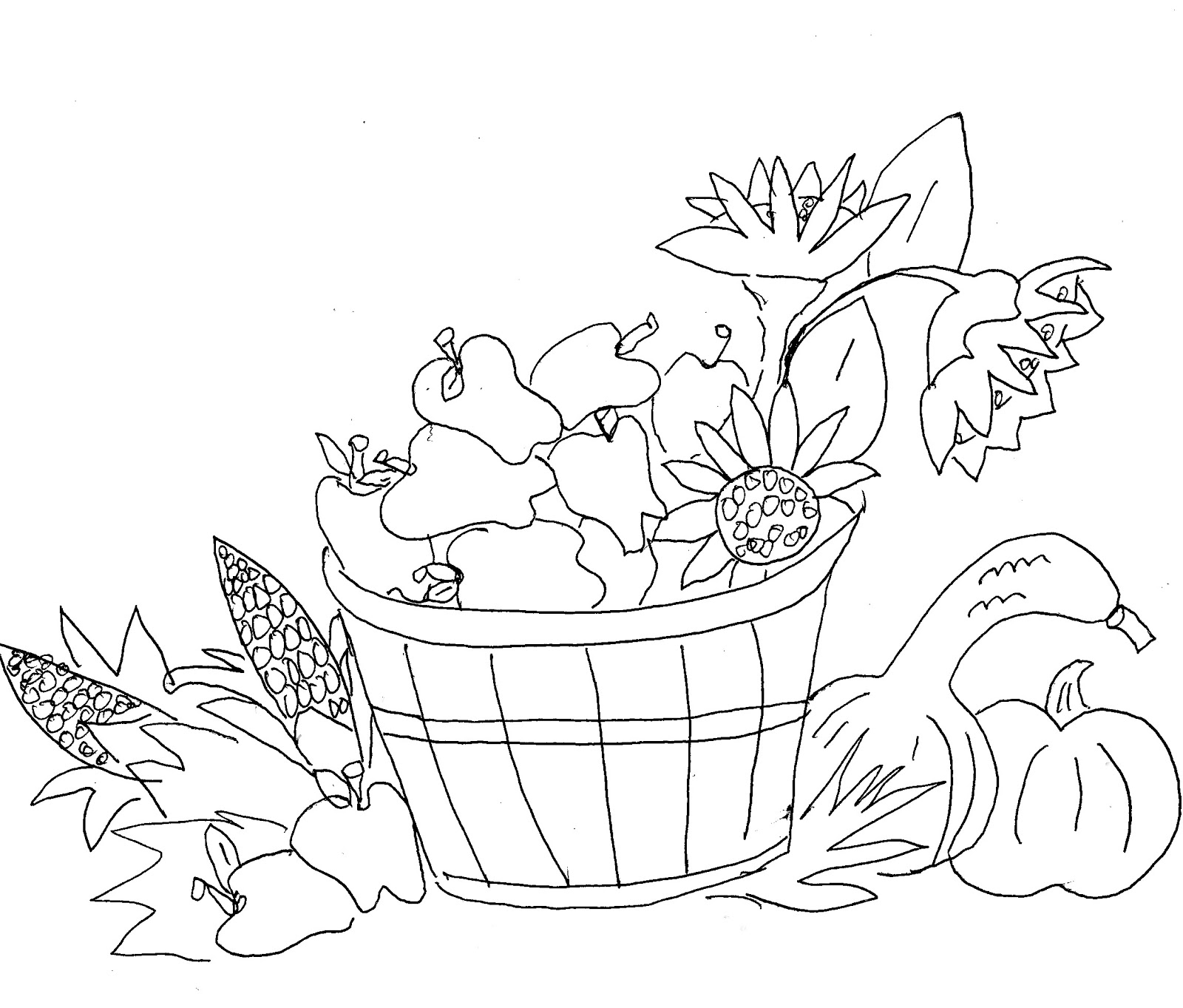 Autumn clipart black and white free clipart free stock Fall black and white autumn borders black and white clipart ... clipart free stock