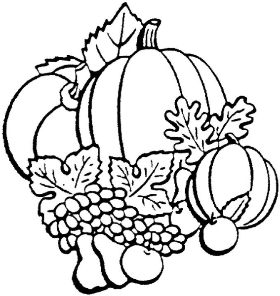 Harvest time border clipart black and white vector royalty free Fall black and white fall leaves clipart black and white border free ... vector royalty free