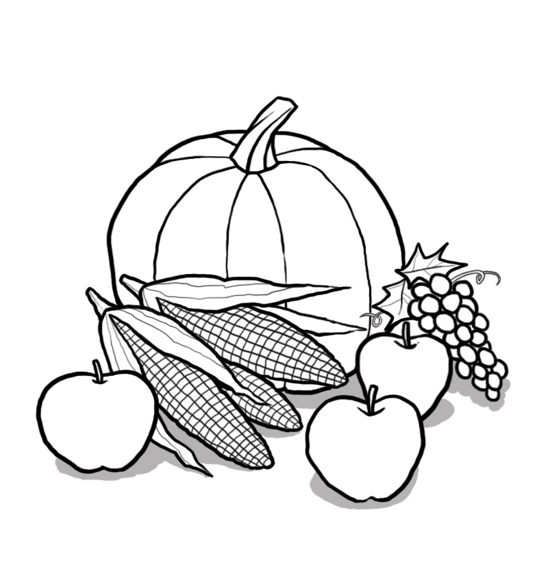 Harvest clipart black and white png Free Harvest Pictures, Download Free Clip Art, Free Clip Art on ... png