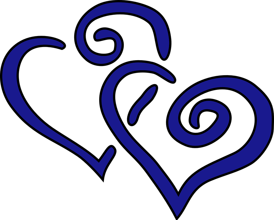 Fall heart clipart. Collection of blue buy