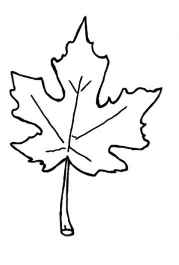 Fall leaf clipart black and white picture black and white download Leaf black and white fall leaves clip art – Gclipart.com picture black and white download